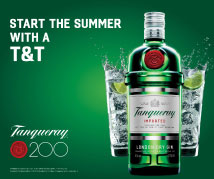 Tanqueray's 200th birthday